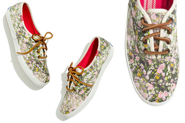 Keds x Madewell Sungarden Sneakers