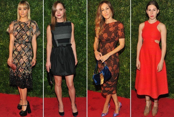 "HBO's ""In Vogue: The Editor's Eye"" Screening: What the Celebs Wore!"