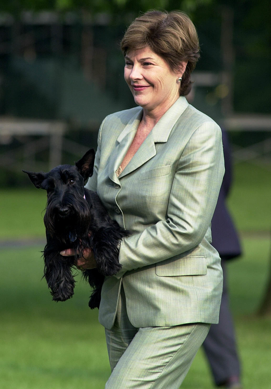 Laura Bush A Look At Stylish First Ladies Throughout