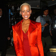 Hot or Not: Amber Rose Sees Red in London