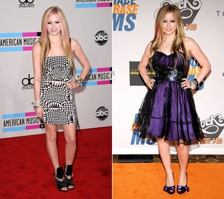 Picture - Shop Avril Lavigne's Favorite Designers
