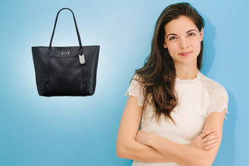 You Complete Me: Kathryn Minshew's Spacious Satchel
