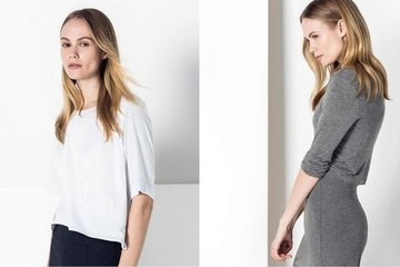 Say Hello to the Coolest, Softest Basics Ever