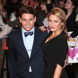Joey Essex and Sam Faiers at the 'Twilight Saga: Breaking Dawn - Part 2' London Premiere