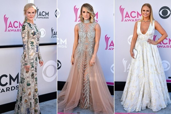 The 2017 ACM Red Carpet Looks You Can't Miss