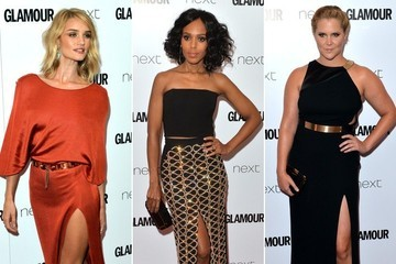 Best Dressed at the Glamour Awards