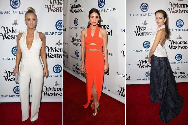 Best Dressed at the Art of Elysium's 9th Annual Heaven ...