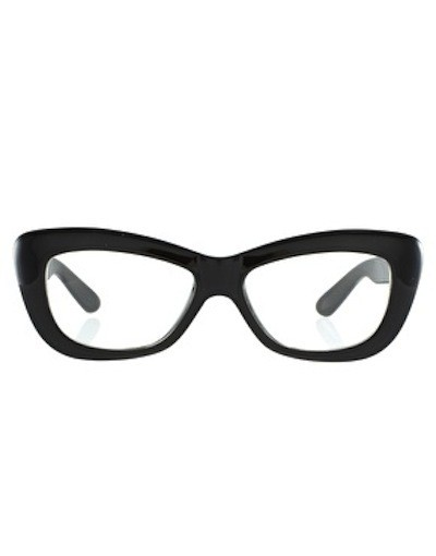 AJ Morgan 'Crush' Clear Cat Eye Glasses