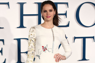 Look of the Day: Felicity Jones' Dior Couture Dress