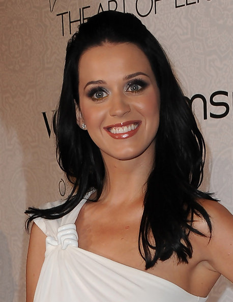 Katy Perry Hairstyles For Round Faces Stylebistro