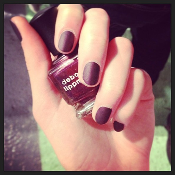 Honor, Fall 2013 Nails