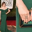 Rachel Bloom's Dark Nail Hues