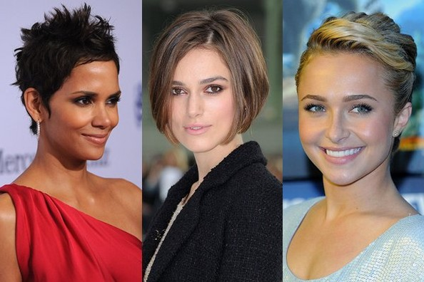 Hollywood's Best Very Short Short Hair Styles