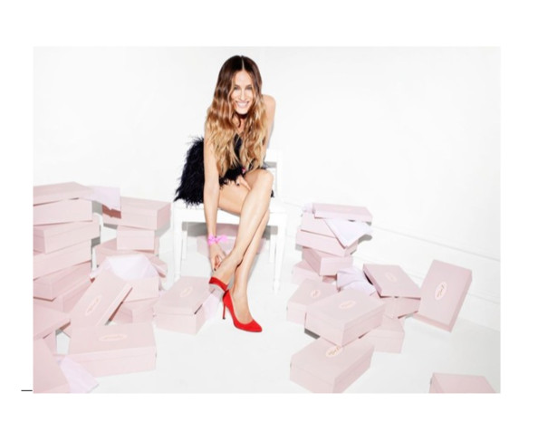 Sarah Jessica Parker's Shoe Line is Finally Here—and It's Killer