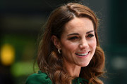 Kate Middleton Wore The Prettiest Dress For Her Children's First Day Of School