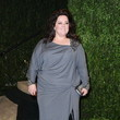 Melissa McCarthy Wore David Meister at the Vanity Fair Oscars Party 2013