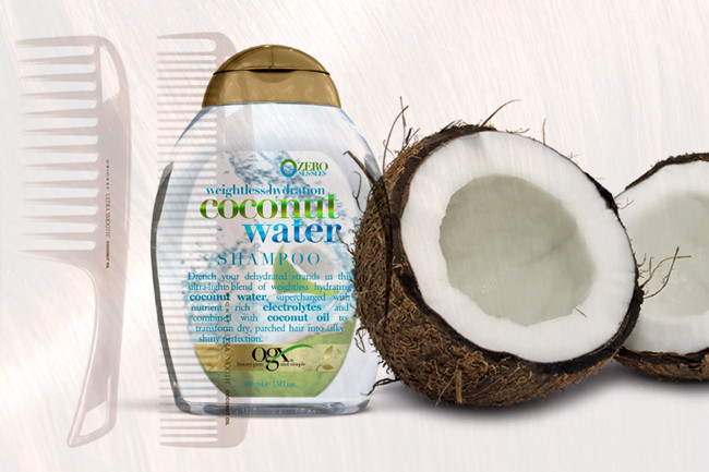 coconut for hair styling coconut infused hair products the world is 6860
