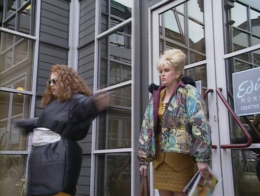 Absolutely Fabulous, THE MOVIE, is Happening