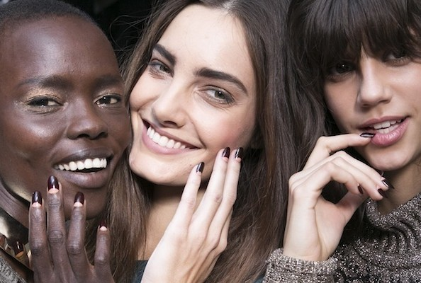 Festive Fall Manicures—Taken Straight from the Runway
