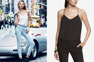Current Obsession: Express Barcelona Cami