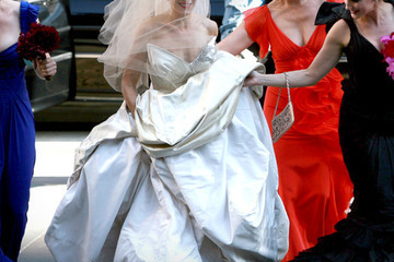 Match the Wedding Gown to the Movie