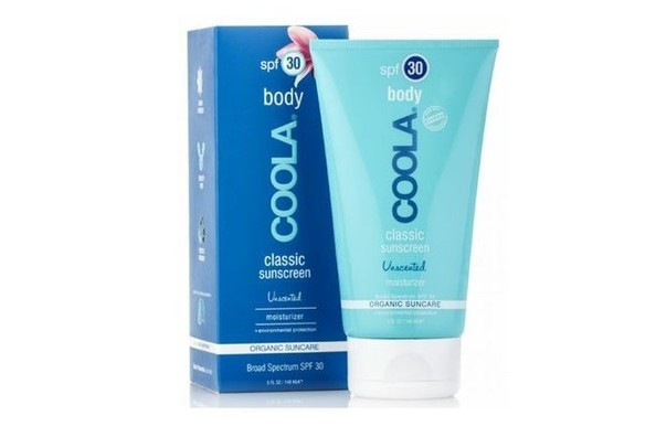 Current Obsession: Coola Body SPF 30 Unscented Moisturizer