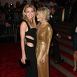Mary-Kate And Ashley Olsen (Both In Diane Von Furstenberg) At The Met Gala