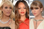 The GRAMMY Awards 2013 - Best Beauty Looks