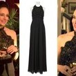 Madeleine Stowe's Black Gown on 'Revenge'