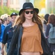 No, Behati looks much cooler.