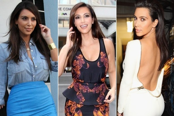 Kim Kardashian's Best Outfits of 2012, Relatively Speaking