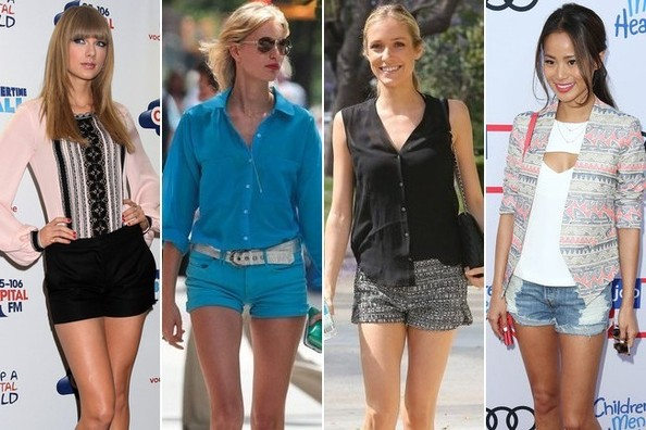 You Voted - The 15 Cutest Summer Shorts Outfits