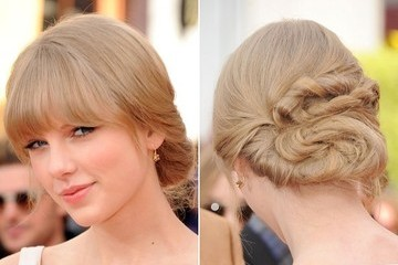 Hair Must-Try: Taylor Swift's Twisted Tresses