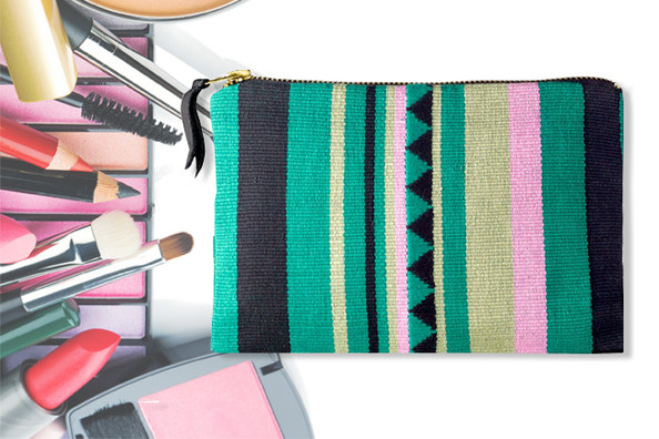 Current Obsession: MAKE Mercado Global Zip Pouch