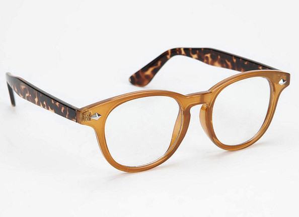 Urban Outfitters 'Melodie' Colorblock Readers