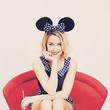 Lauren Conrad as Minnie Mouse