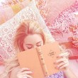 Lauren Conrad Enjoys a Good Book