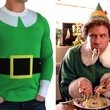 Will Ferrell's Shirt in 'Elf'