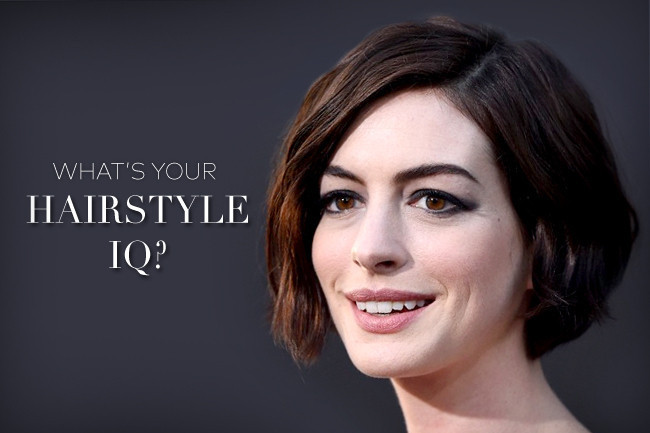 What 39 S Your Hairstyle Iq Trivia Stylebistro