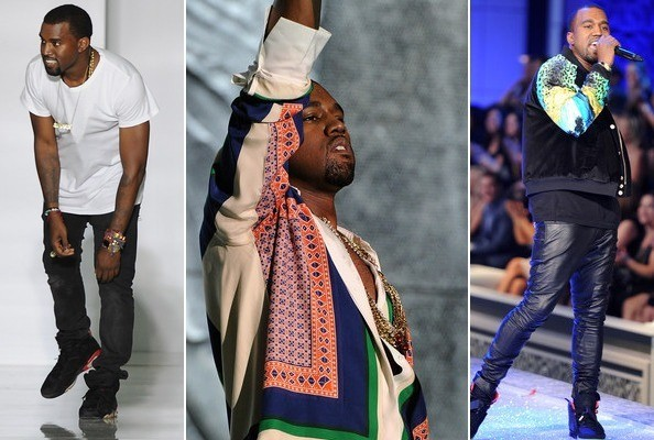 Kanye West - Fashion's Most Prolific Name-Dropper