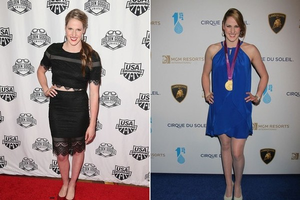 Missy Franklin, Swimming