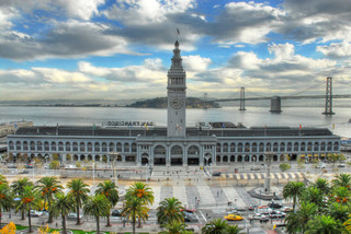 To Stroll: The Ferry Building