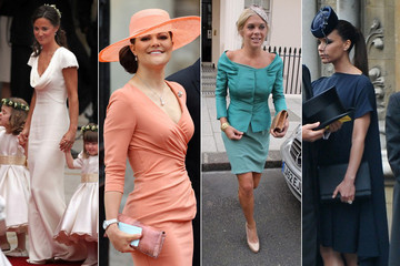 Princess Eugenie and Princess Beatrice Wear Interesting Outfits to the Royal Wedding
