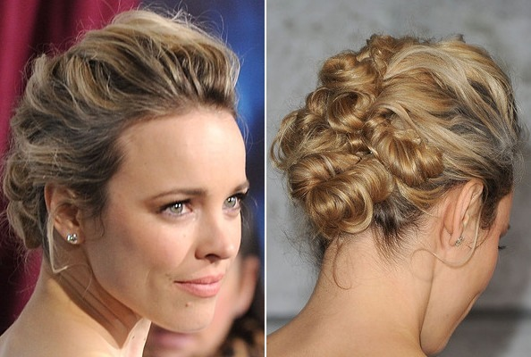 Rachel mcadams pretty pinned updo do it yourself how to get rachel mcadams pretty pinned updo solutioingenieria Image collections