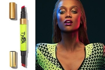 Tyra Banks Launches a Beauty Line