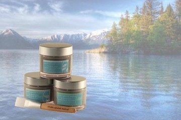 Editor's Pick: The Sustainable Mud Mask That Captures Alaska's Purity