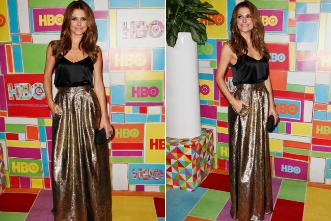 Maria Menounos HBO Emmys After Party