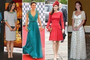 Kate Middleton's Best Outfits of 2012