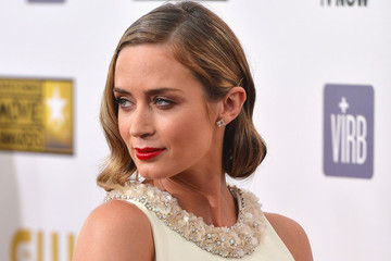 Emily Blunt's Hair Transformation