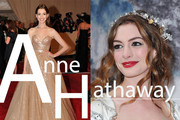 Anne Hathaway's Most Princess-Worthy Looks